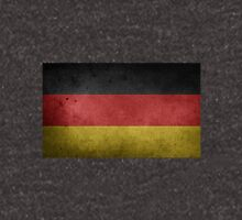 Germany Flag Grunge Unisex T-Shirt