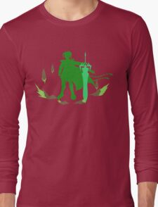 The Sacred Blade Wielding Warrior T-Shirt