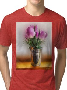 Spring in a Bucket Tri-blend T-Shirt