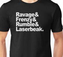 Cassettes Text Unisex T-Shirt