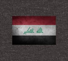Iraq Flag Grunge Unisex T-Shirt