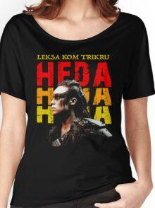 Heda Leksa Kom Trikru Women's Relaxed Fit T-Shirt