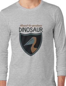 Honest-To-Goodness Dinosaur: Pelican (on light background) T-Shirt