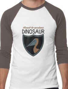 Honest-To-Goodness Dinosaur: Pelican (on light background) T-Shirt