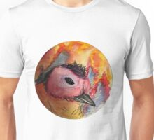 Fire Duckling Unisex T-Shirt