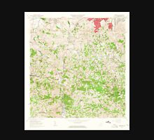 USGS TOPO Map Puerto Rico PR Naranjito 362172 1963 20000 Unisex T-Shirt