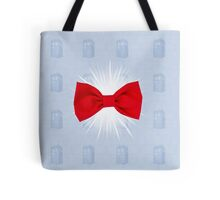 Doctor Who Bowtie Tote Bag