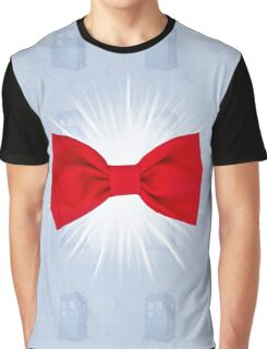 Doctor Who Bowtie Graphic T-Shirt