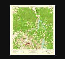 USGS TOPO Map Puerto Rico PR Utuado 362281 1957 20000 Unisex T-Shirt