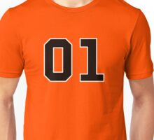 The General Lee – Dukes of Hazzard, 01 Unisex T-Shirt