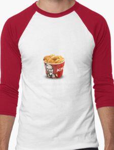 KFC war Men's Baseball ¾ T-Shirt