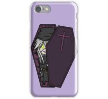 Creepy Undertaker iPhone Case/Skin