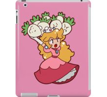 Princess Peach with Turnips iPad Case/Skin