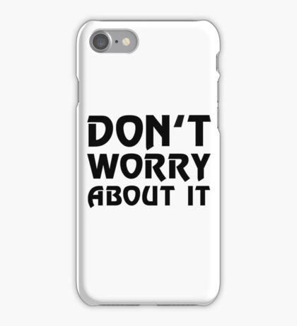 I'm fed up with this world  iPhone Case/Skin