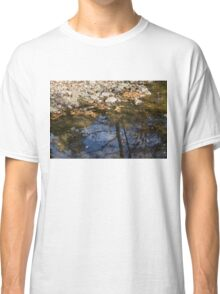 Water, Leaves, Stones and Branches Classic T-Shirt