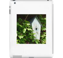 The Bird House 2 iPad Case/Skin