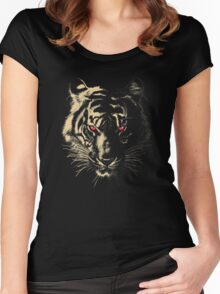 Story of the Tiger Women's Fitted Scoop T-Shirt