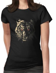 Story of the Tiger Womens Fitted T-Shirt
