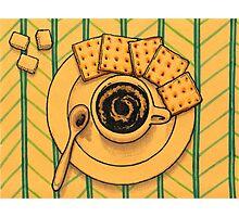 Coffe Break Photographic Print