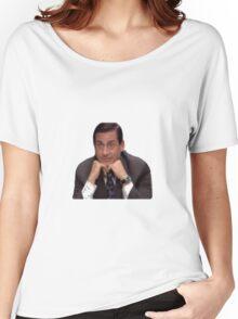 michael scott  Women's Relaxed Fit T-Shirt