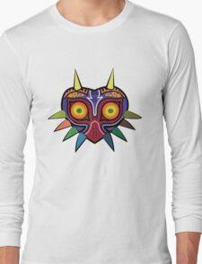 Zelda Majoras Mask Long Sleeve T-Shirt