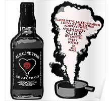 Alkaline Trio - You've got so far to go. Poster