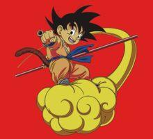 Dragon Ball Goku One Piece - Short Sleeve