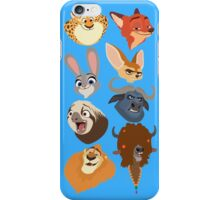 Animals Q2 iPhone Case/Skin