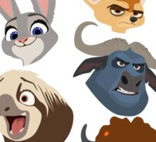 Animals Q2 Sticker
