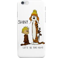 The Calvin and Hobbes iPhone Case/Skin