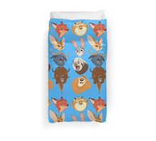 Animals Q2 Duvet Cover