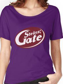 Steins;Gate - an intellectual beverage  Women's Relaxed Fit T-Shirt