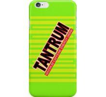 Tantrum iPhone Case/Skin