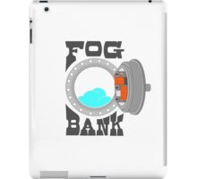 fog bank iPad Case/Skin