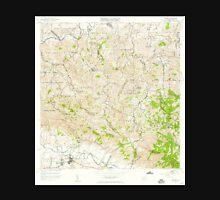 USGS TOPO Map Puerto Rico PR Gurabo 362120 1957 20000 Unisex T-Shirt