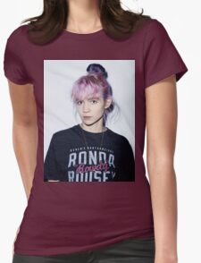 Grimes #4 Womens Fitted T-Shirt