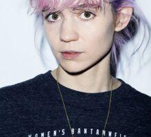 Grimes #4 Sticker