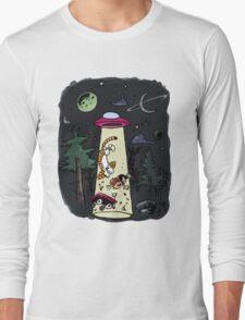 Calvin & Hobbes Long Sleeve T-Shirt