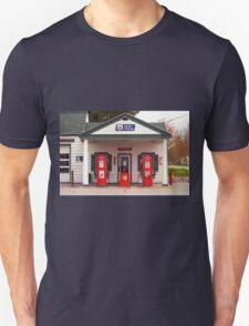 Route 66 - Illinois Vintage Pumps T-Shirt