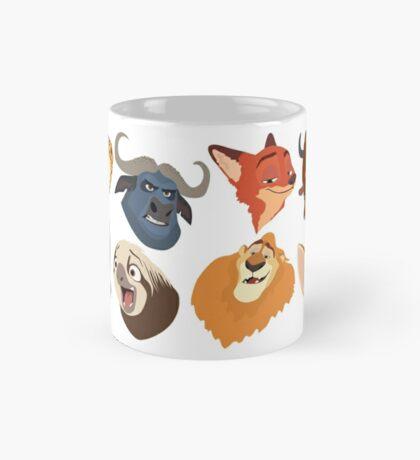 Animals 2 Q  Mug