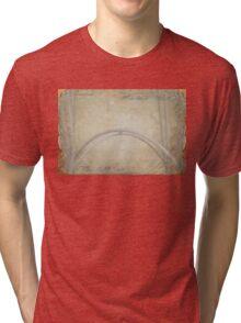 Parts of Chair - April Tri-blend T-Shirt