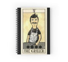 The Griller Spiral Notebook