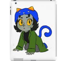 Nepeta Sketchy iPad Case/Skin