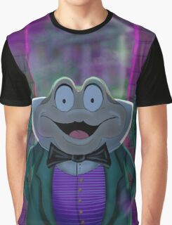 Mr Toad's New Job by Topher Adam Graphic T-Shirt
