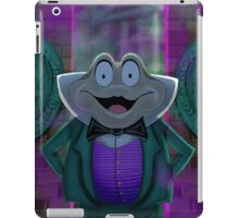 Mr Toad's New Job by Topher Adam iPad Case/Skin