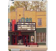 Route 66 - Mar Theater iPad Case/Skin
