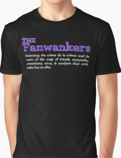 The Fanwankers Graphic T-Shirt