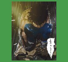 manga, anime -hajime no ippo- One Piece - Short Sleeve