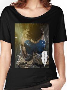 manga, anime -hajime no ippo- Women's Relaxed Fit T-Shirt