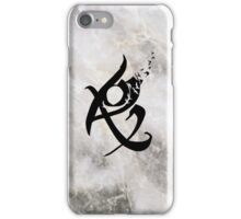 marbel fearless rune iPhone Case/Skin